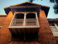 Aurobindo Ashram, Vadodara - That Girl's Life Stories Girls Life, Gazebo, Outdoor Structures, Cabin, House Styles, Design, Home Decor, Decoration Home, Cabins
