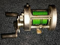 Vintage Daiwa Millionaire 6HM High Speed  Casting  Reel   Please RePinit, ReTweet and Share on Facebook. Thanks