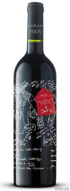 ysios  wine / vinho / vino mxm
