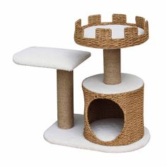 catPals Group Crown Nest Cat Tree * Trust me, this is great! Click the image. (This is an amazon affiliate link. I may earn commission from it)