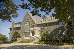 John B. Murray Architect Alterations and Additions to an Early 20th Century Stone Estate House