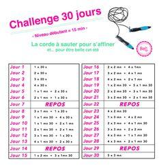 challenge sport corde à sauter 2
