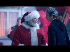 The world exclusive preview of the Doctor Who Christmas Special. - YouTube