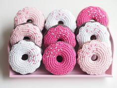 Life with Mari: Kuluneen vuoden virkatut herkut Crochet Food, Crochet Crafts, Knit Crochet, Doll Hair, Handicraft, Activities For Kids, Diy And Crafts, Dolls, Knitting