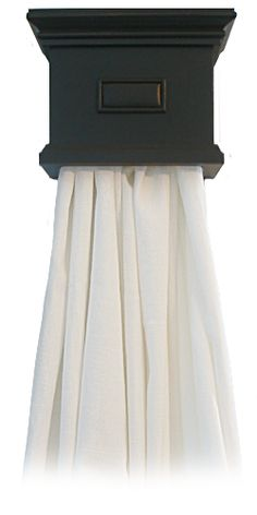 Choose the best collection of drapery hardware from zebrablinds. http://www.zebrablinds.ca/drapery.html