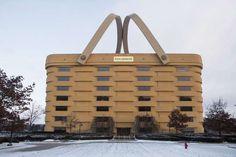 Longaberger Basket Building - ddp USA/REX