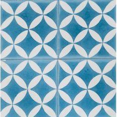 Essaouira gråblå Arabian Pattern, Tiles Texture, Basement Bathroom, Marrakech, Cement, Tapestry, Flooring, Traditional, Quilts