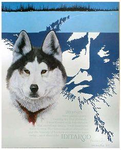 Jon Van Zyle Art Gallery - Iditarod Posters