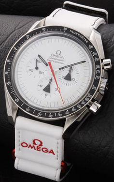Omega Speedmaster Moonwatch Alaska Project