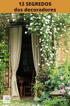 """Detalhes podem """"fazer"""" ou destruir a decoração de um ambiente. Conheça 13 segredos dos decoradores para deixar a sua casa mais estilosa sem quebrar a banca."""