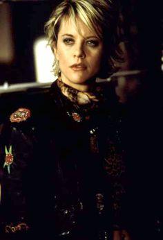 "Meg Ryan en ""Adictos al amor"" (Addicted to love), 1997 Hollywood Star, Classic Hollywood, Film Meg, Meg Ryan Images, Addicted To Love, Got The Look, Pretty Woman, Actors & Actresses, Addiction"