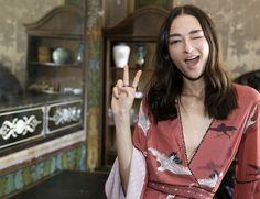 Bruna Tenório deverá voltar ao Brasil no mês que vem para desfilar na São Paulo Fashion Week (Foto: Divulgação)