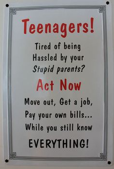 http://www.ebay.com/itm/Teenagers-Act-Now-Sign-Hassled-Parents-Move-Out-Get-Job-Man-Cave-Humor-Kids-/121433319616