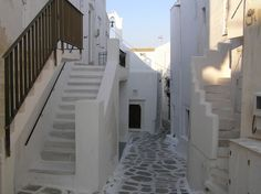 Village in Paros.   31 Photos That Will Make You Want To Visit Greece Immediately