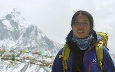 Yangjee Doma, la sherpa del Everest #sistersnation #films