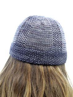 Kozue Hat by Anat Rodan -- finishing this up today.