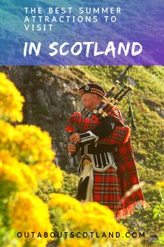 Find the best places to visit in Scotland in summer with this complete guide detailing the weather, what to pack, where to go, and how to get there. Visiting Scotland, Travel Tips, Travel Destinations, Scotland Travel Guide, Evening Sun, Travel Brochure, What To Pack, Brochures, Where To Go