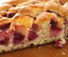 Κέικ με φράουλες: Η απόλυτη γεύση της εποχής ? κουζινα › γευσεισ    womenonly.gr Strawberry Pie, Greek Recipes, Doughnut, Muffin, Breakfast, Cake, Desserts, Food, Morning Coffee
