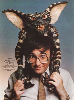 creepy, gremlins, and fear image