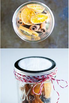 Holiday Spice Jar Gi