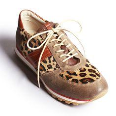 42ND ROYAL HIGHLAND - TC91 LEOPARD sneaker