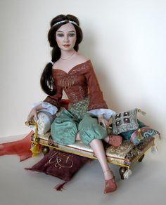 Авторские куклы Светланы Никульшиной. Обсуждение на LiveInternet - Российский Сервис Онлайн-Дневников