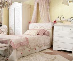 27+ Beautiful Girls Bedroom Ideas for Small Rooms (Teenage Bedroom Ideas), Teenage and Girls Bedroom Ideas for Small Rooms, Pink, Colors Designs