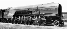 Cock Of The North at Doncaster 1934 - WS