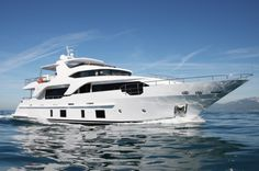 Delfino 93' represents a close link between Benetti innovation and history.   Learn more about this and other superyachts at Navis Yachts' webpage!