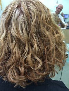 Ondas de ultima moda - Curls by TooRed #TOOREDWESTON
