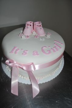 Baby Shower By vangiecakes on CakeCentral.com