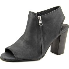 Matisse Dolan Women Open-Toe Leather Bootie >>> Remarkable product available now. : Boots