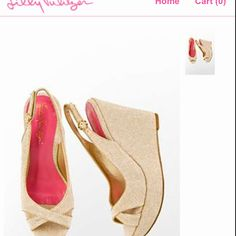 Lilly wedges!