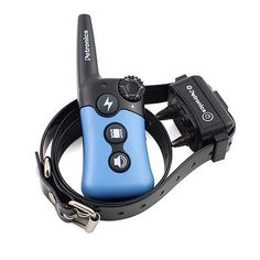 Waterproof Electronic Dog Training E-Collar Rechargeable Remote Shock Collar
