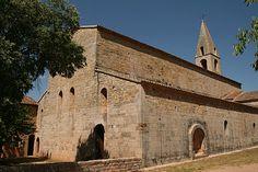 Abbaye du Thoronet - à 50 km de Fréjus #Domaineducolombier
