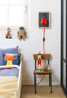 Kinderlamp maken #kinderlamp | Create your own kids lamp #kidsroom