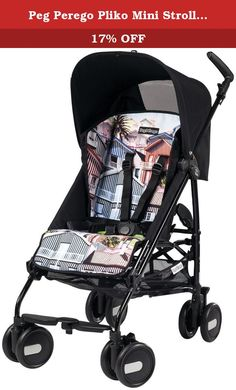 901e7d51f Peg Perego Pliko Mini Stroller, House The new pliko mini offers boundless  freedom thanks to the compact size, lightweight (only 11 pounds) and great