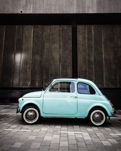 Fiat 500 by the studio deux on 500px