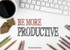 I'm all about making the best use of my time and these 5 books have helped me become more productive and efficient. Whether you're a stay at home mom, a busy entrepreneur or working in a fast paced office, these five books can help!