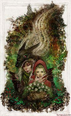 Artworks 2009-2010 by Yuko Rabbit