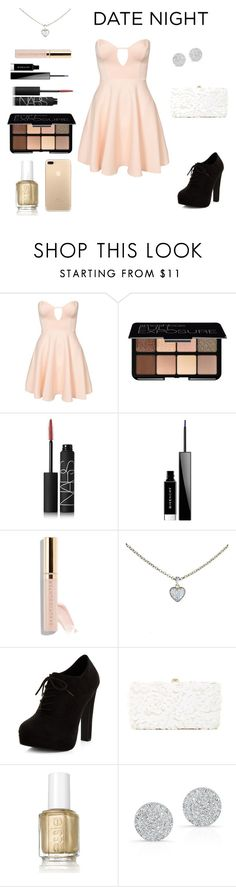 """""""Date night contest"""" by crystalgems125 ❤ liked on Polyvore featuring Oh My Love, Smashbox, NARS Cosmetics, Givenchy, Beautycounter, Cartier, New Look, Deux Lux, Essie and Anne Sisteron"""