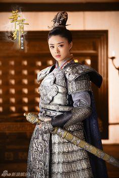 Hua Xu Yin : City of Desperate Love 华胥引 | Asian Drama ... Fang Hua Xu Du