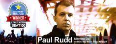 BEAT100 News - Paul Rudd is BEAT100's First Official Ultimate Musician DJ