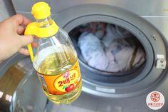 수건은 삶으면 안된다고? 수건 삶지 않고 쉰내 없애는 세탁법 Drink Bottles, Water Bottle, Cleaning, Drinks, Tips, Cosmos, Ideas, Drinking, Beverages