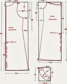 CURSO DE COSTURA EN VÍDEOS x Berenice Zepeda : moldes ropa para utilisima