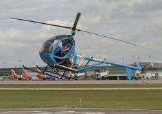Hughes 269C - N7492F Houston Police Department Helicopter Patrol by AV8PIX Christopher Ebdon, via Flickr