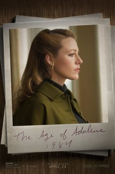 Blake Lively Is Glamorous Retro Perfection in These New 'Age of Adeline' Photos  - MarieClaire.com