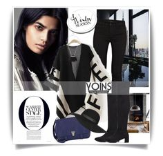 """""""YOINS"""" by elly-852 ❤ liked on Polyvore featuring J Brand, Proenza Schouler, Topshop, women's clothing, women's fashion, women, female, woman, misses and juniors"""