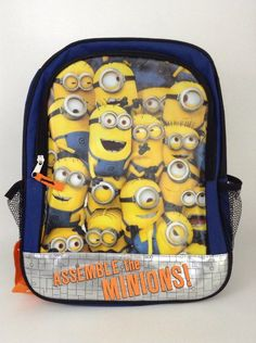 b899ee77333f NEW Despicable Me Assemble the Minions 16