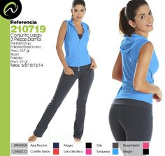Somos fabricantes y distribuidores de ropa deportiva femenina al por mayor.  Encuentre aqui el mejor catalogo de ropa deportiva para venta al por mayor 6e3343350c580